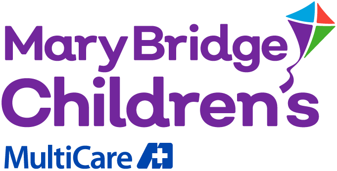 Mary Bridge Children's MultiCare logo.